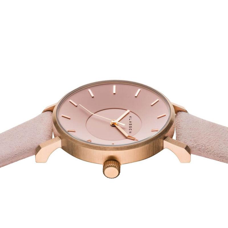 クラス14 KLASSE14 MISS VOLARE クオーツ メンズ レディース ユニセックス 腕時計 ブランド VO17MV001W ピンク