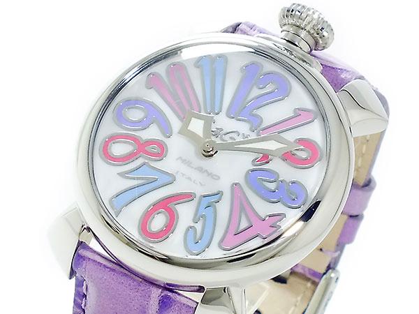 ガガ ミラノ GAGA MILANO MANUALE 腕時計 5020.7 PUR