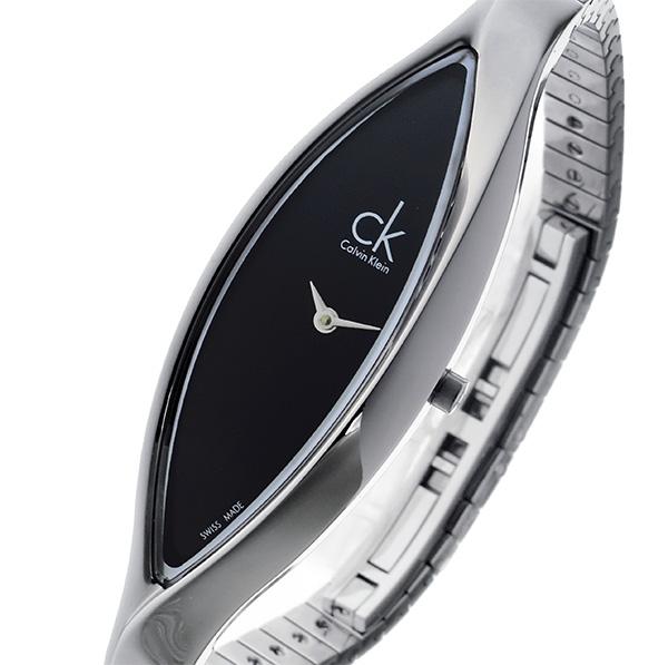 カルバンクライン 時計 CalvinKlein 腕時計 カルバン クライン 腕時計 Calvin Klein 時計 クオーツ レディース ブランド K2C23102 ブラックカルバンクライン 腕時計