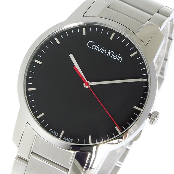 カルバンクライン 時計 CalvinKlein 腕時計 カルバン クライン 腕時計 Calvin Klein 時計 クオーツ メンズ K2G2G141 ブラックカルバンクライン 腕時計