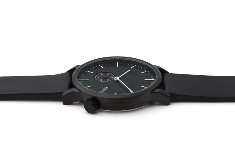コモノ KOMONO ウィンストン サブス ブラック WINSTON SUBS BLACK 42mm メンズ レディース ユニセックス 腕時計 ブランド KOM-W3000