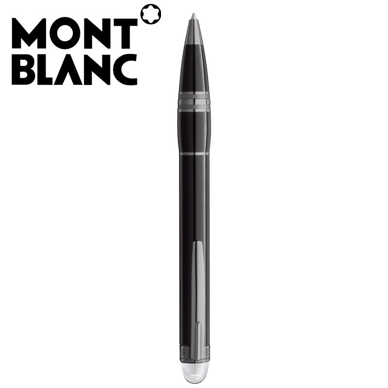 モンブラン MONTBLANC スターウォーカーミッドナイトブラック ボールペン 25690 105657 PEN-MON-105657 名入れ