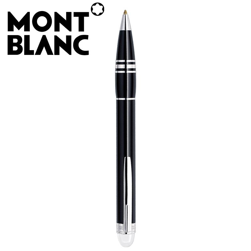 モンブラン MONTBLANC スターウォーカー プラチナレジン ボールペン 25606 8486 PEN-MON-8486 名入れ