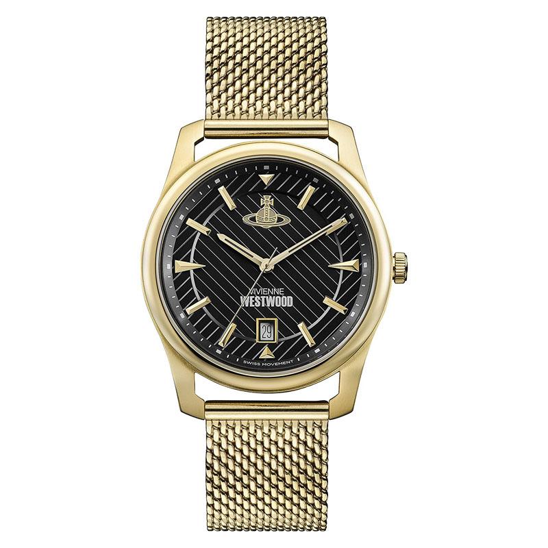 ヴィヴィアン ウエストウッド Vivienne Westwood 腕時計 メンズ VV185BKGD