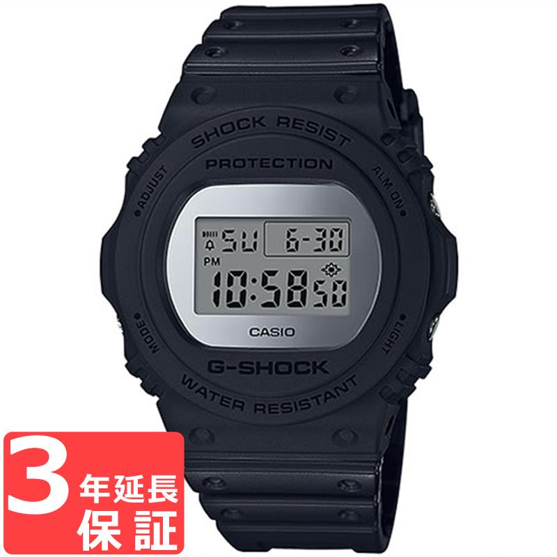 【名入れ対応】 【3年保証】 カシオ CASIO ジーショック G-SHOCK クオーツ メンズ 腕時計 DW-5700BBMA-1JF 【あす楽】