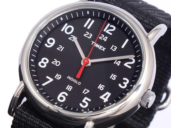 カジュアルからビジネスシーンまで使える時計 財布 バッグ 筆記具を多数ご用意しております プレゼント選びに是非ご覧ください クリスマス 誕生日 記念日 バレンタイン T2N647 ホワイトデー メーカー直売 TIMEX あす楽 爆買い送料無料 海外輸入品 腕時計 ウィークエンダー メンズ タイメックス