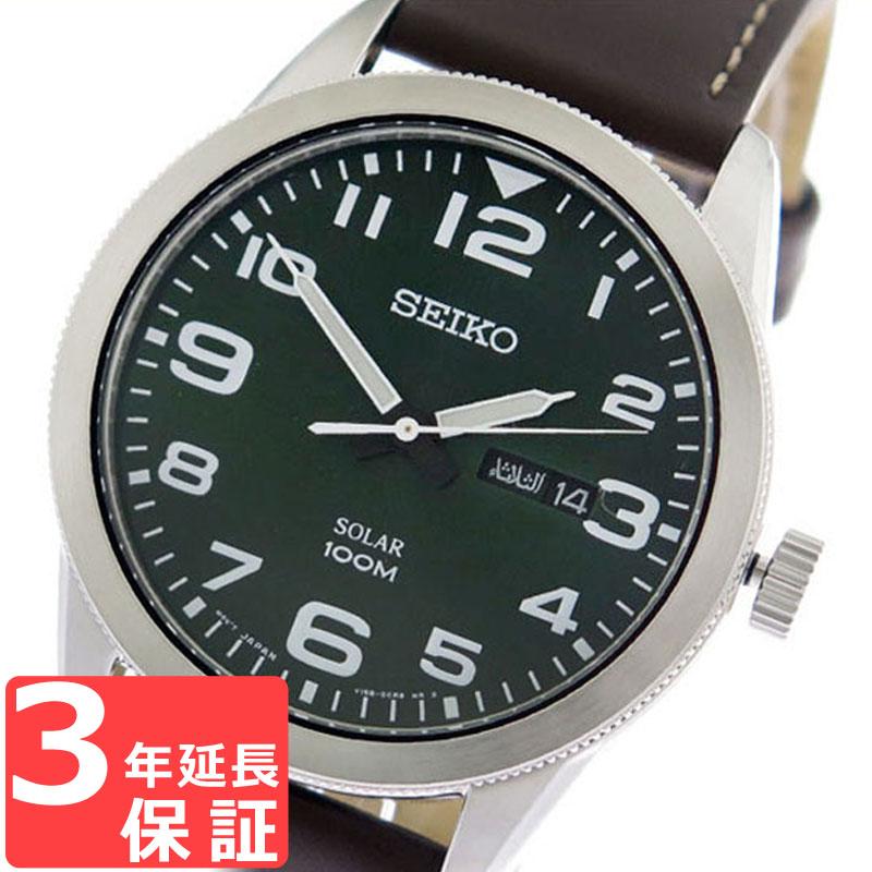 【3年保証】 セイコー SEIKO 時計 クオーツ メンズ 腕時計 おしゃれ SNE475P ネイビー/ブラウン 海外モデル セイコー SEIKO 腕時計