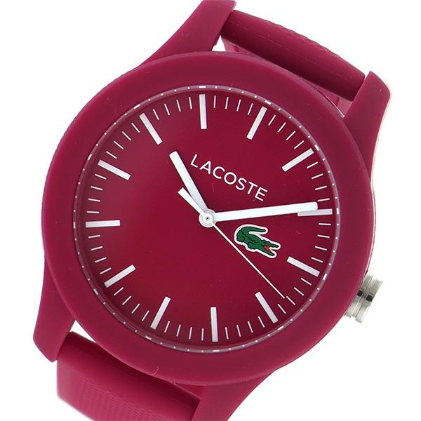 ラコステ LACOSTE クオーツ レディース 腕時計 2000957 ピンク