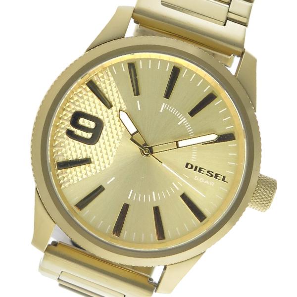 ディーゼル DIESEL クオーツ メンズ 腕時計 DZ1761 ゴールド
