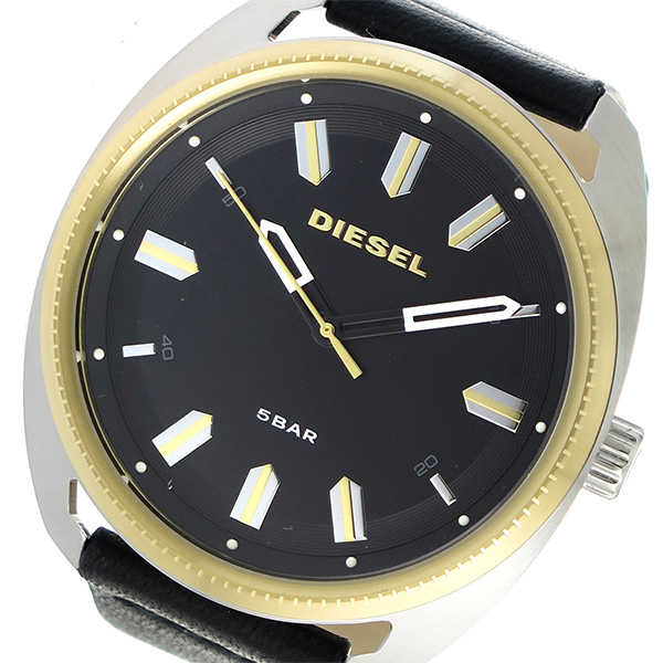ディーゼル DIESEL クオーツ メンズ 腕時計 DZ1835 メタルグレー 【あす楽】