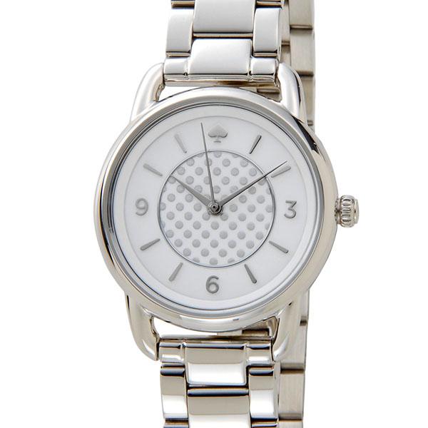 ケイトスペード KATE SPADE ボースハウス Boath House レディース 腕時計 KSW1165 ホワイト/シルバー