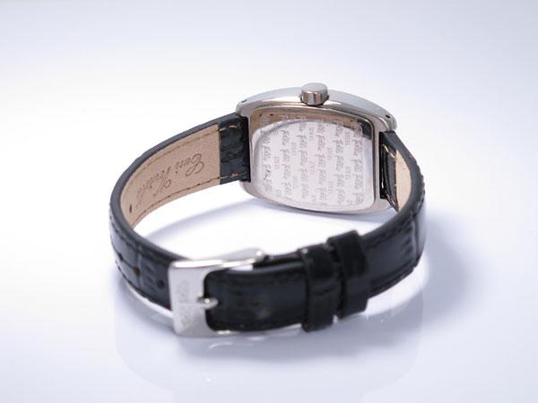 フォリフォリ FOLLI FOLLIE 腕時計 S922ZI SLV/BLK