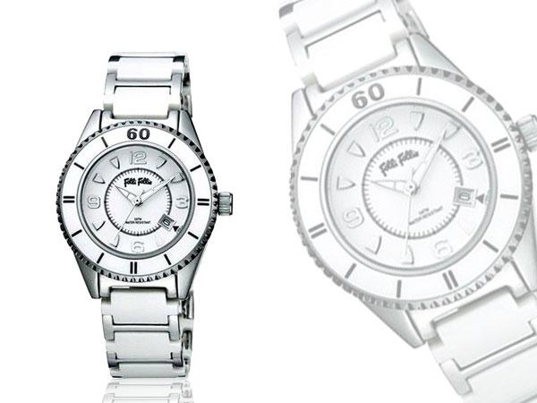 フォリフォリ FOLLI FOLLIE レディース 腕時計 WF4T0015BDW