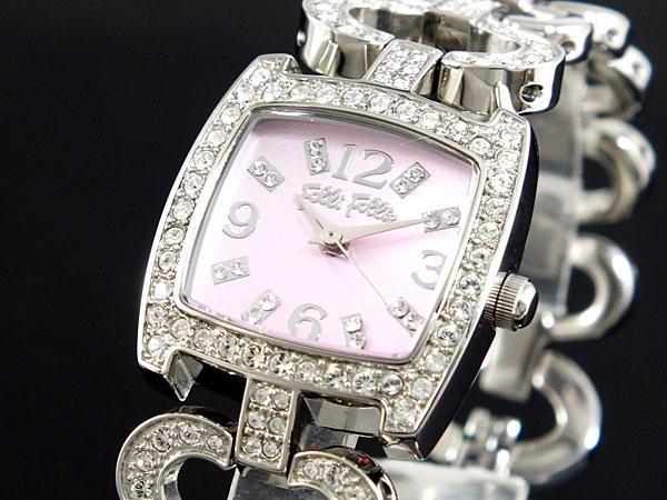 フォリフォリ FOLLI FOLLIE 腕時計 WF5T120BPP