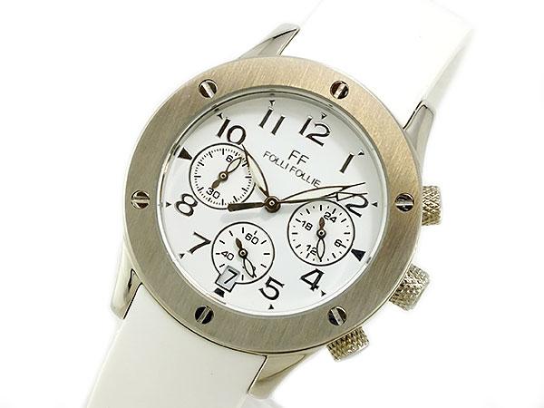 フォリフォリ FOLLI FOLLIE レディース 腕時計 WT6T042SEW
