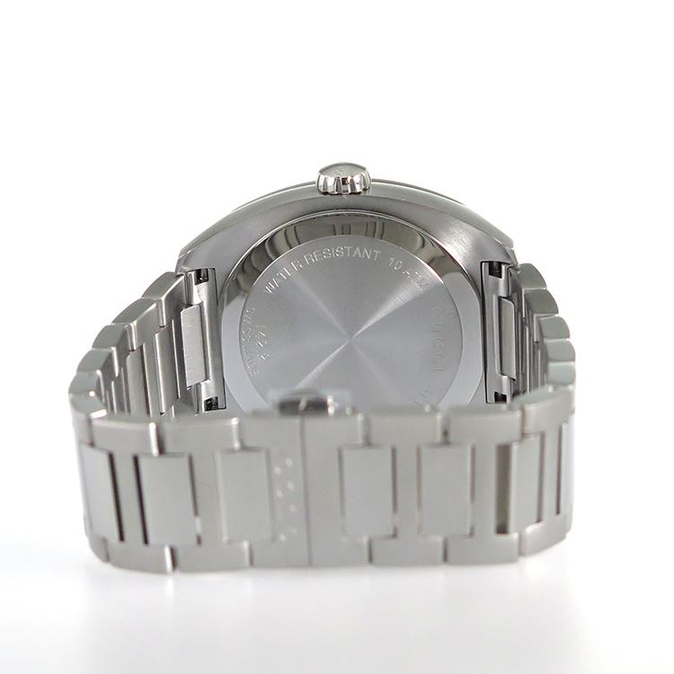 グッチ GUCCI GG2570 クオーツ メンズ 腕時計 YA142201 ブラック