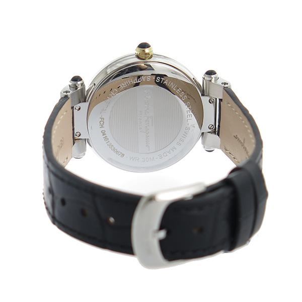 サルヴァトーレ フェラガモ Ferragamo クオーツ レディース 腕時計 FCH090017 ブラック