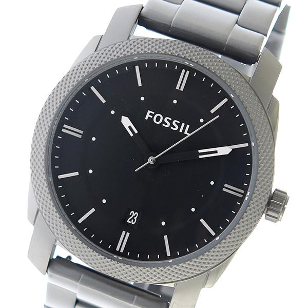 フォッシル FOSSIL クオーツ メンズ 腕時計 FS4774 ブラック