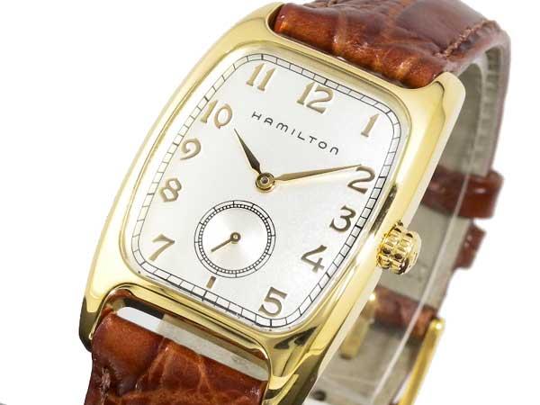 ハミルトン HAMILTON ボルトン ユニセックス レディース メンズ 腕時計 H13431553