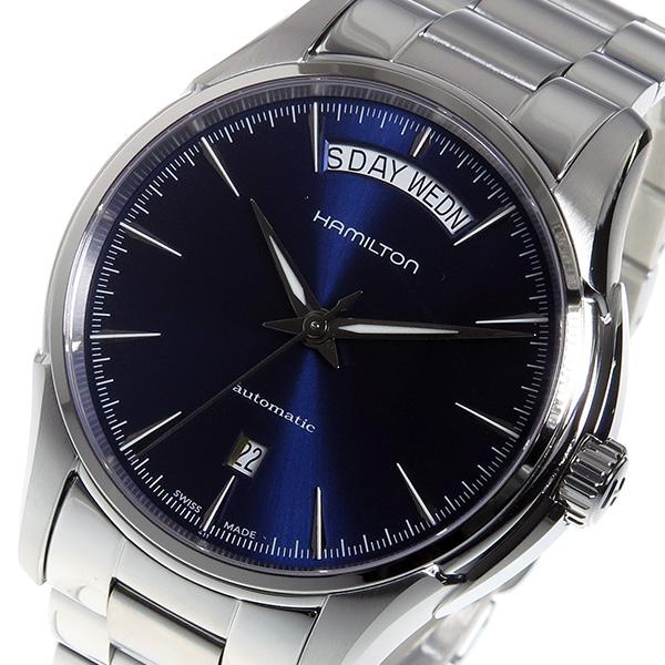 ハミルトン HAMILTON ジャズマスター 自動巻き メンズ 腕時計 H32505141 ネイビー
