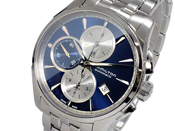 ハミルトン HAMILTON ジャズマスター JAZZMASTER 自動巻き クロノグラフ メンズ 腕時計 H32596141
