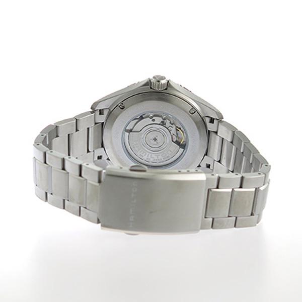 ハミルトン HAMILTON 自動巻き メンズ 腕時計 H76755135 ブラック