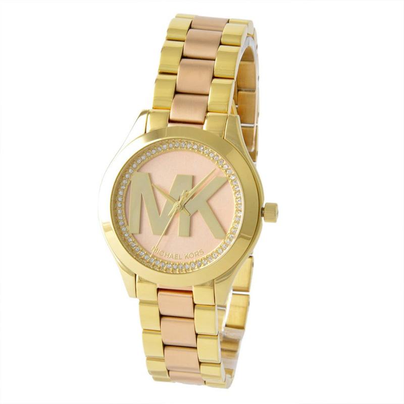 マイケルコース MICHAEL KORS MK3650 ミニランウェイ レディース 腕時計