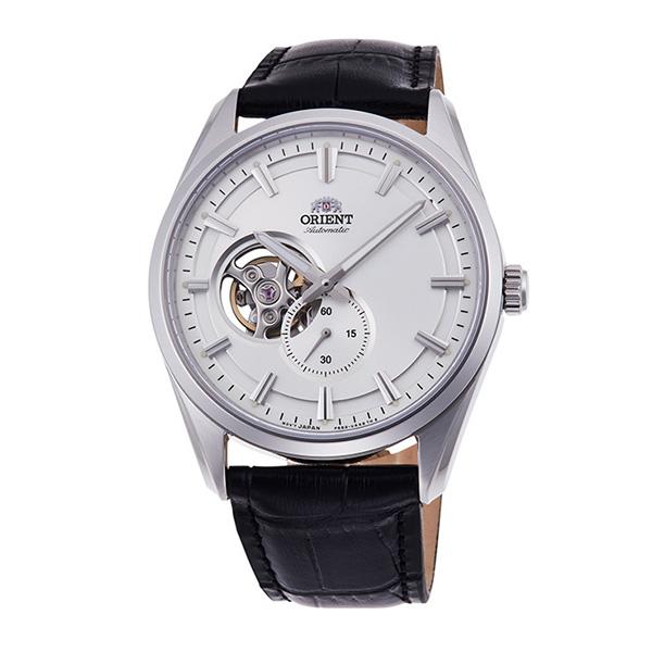 オリエント ORIENT CONTEMPORARY 自動巻き メンズ 腕時計 RN-AR0003S ホワイト/ブラック