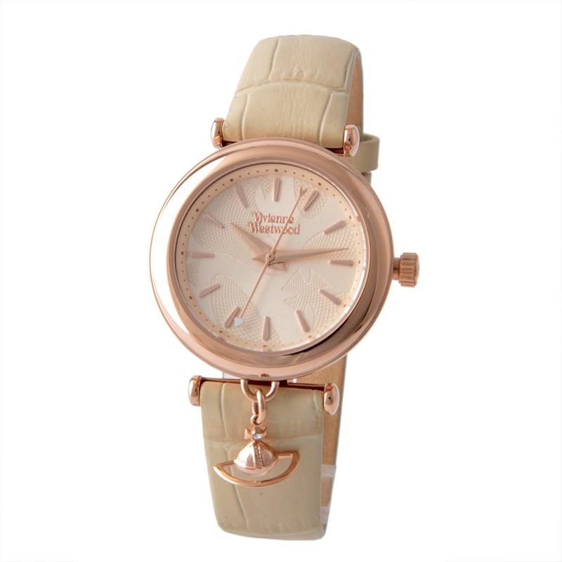 ヴィヴィアン ウエストウッド Vivienne Westwood VV108RSCM トラファルガー レディース 腕時計
