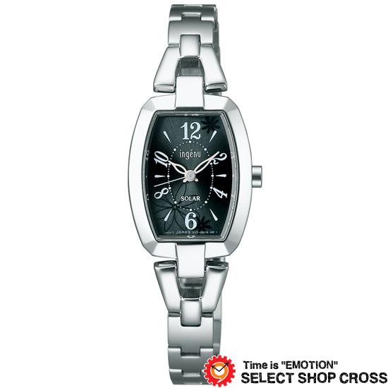 セイコー SEIKO ALBA ingenu アルバ アンジェーヌ ソーラー レディース 腕時計 ブランド AHJD060 シルバー 正規品 【着後レビューを書いて1000円OFFクーポンGET】