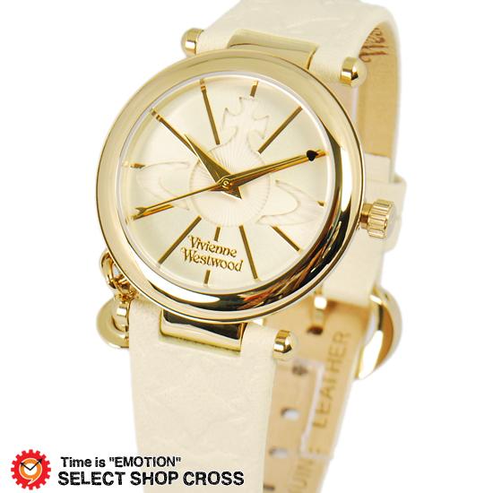 ヴィヴィアン・ウエストウッド Vivienne Westwood レディース アナログ 腕時計 vv006whwh ホワイト 白 【男性用腕時計 リストウォッチ ランキング ブランド 防水 カラフル】