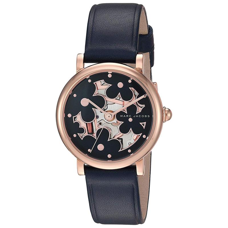 マーク ジェイコブス MARC JACOBS クラシック Classic レディース ダークブルー 腕時計 MJ1628