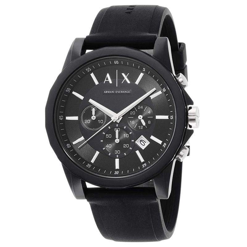 アルマーニ エクスチェンジ ARMANI EXCHANGE クオーツ メンズ 腕時計 AX1326 ブラック