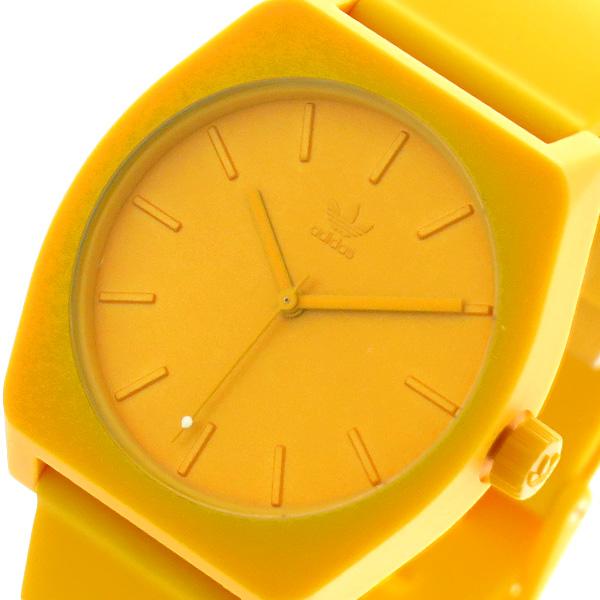アディダス ADIDAS 腕時計 メンズ レディース ユニセックス Z10-2903 プロセス-SP1 PROCESS-SP1 CJ6356 クオーツ イエロー