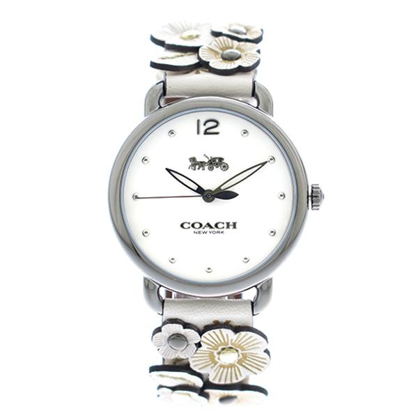 コーチ COACH 腕時計 レディース 14502746 クオーツ ホワイト