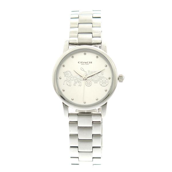 コーチ COACH 腕時計 レディース 14502975 クオーツ シルバー