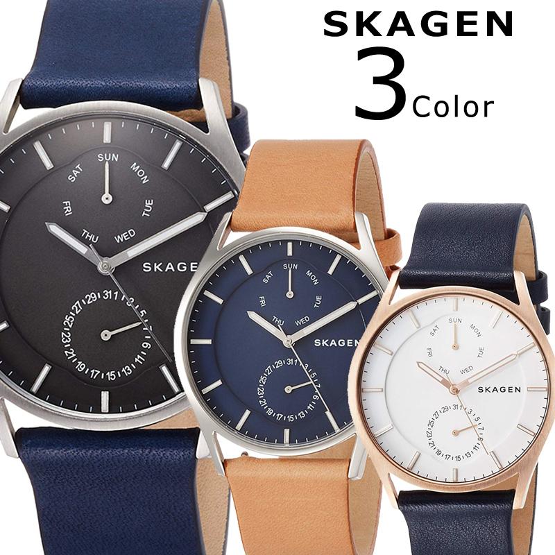 【3年保証】 スカーゲン レディース メンズ ユニセックス SKAGEN 腕時計 スカーゲン 時計 ブルー ベージュ ホワイト ブラック グレー ネイビー HOLST ホルスト おしゃれ スカーゲン 時計 SKW6369 SKW6372 SKW6448