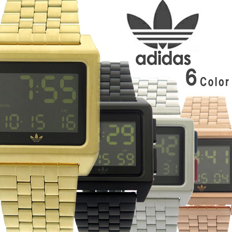 アディダス ADIDAS 腕時計 時計 メンズ レディース ユニセックス アーカイブ-M1 ARCHIVE-M1 サンティアゴ おしゃれ かわいい カジュアル ブラック ゴールドピンク ゴールド シルバー Z01001 Z01513 Z011098 Z012924 アディダス ADIDAS 腕時計 時計 メンズ レディース