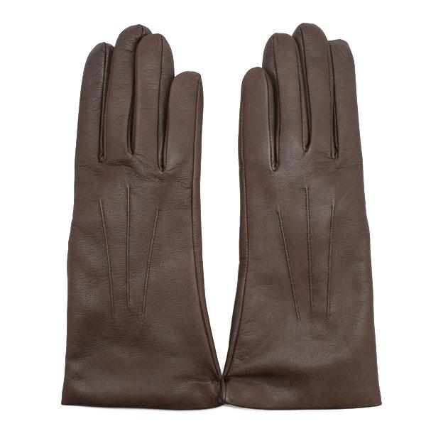 デンツ DENTS 高級手袋 グローブ 革 防寒 レディース MOCCA モカブラウン Lサイズ #7 1/2 7-1134