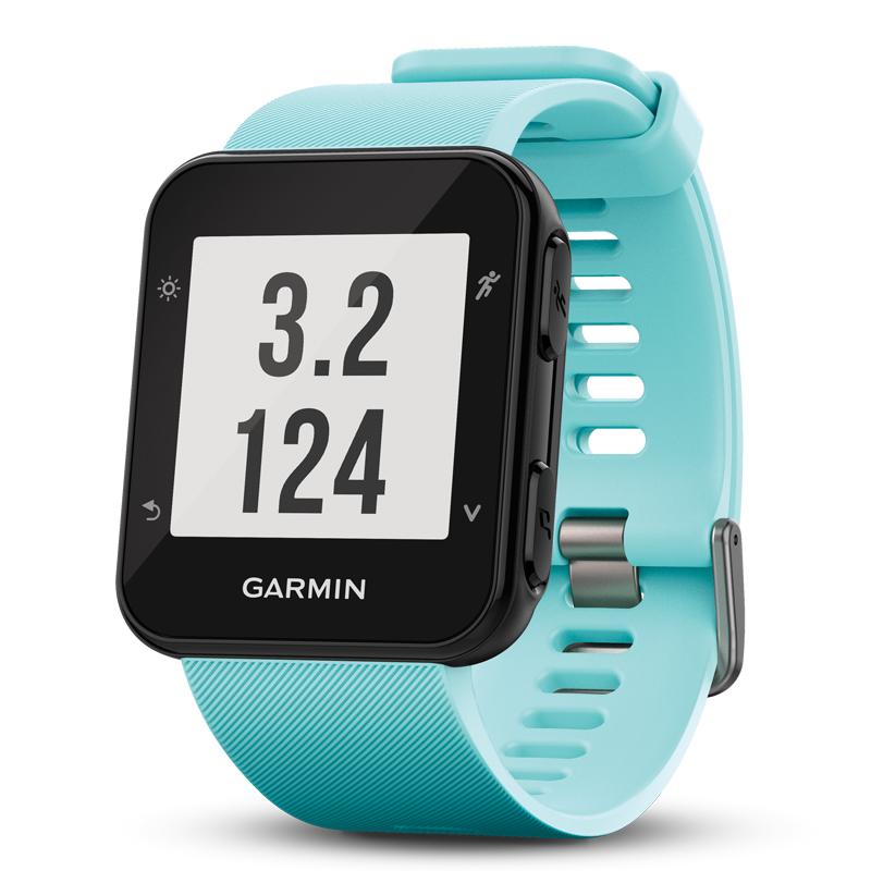 【1年保証付き】【国内正規品】 ガーミン GARMIN ForeAthlete35J Frost Blue スマートウォッチ 腕時計 フォーアスリート35J ランニングウォッチ フロスト ブルー 010-01689-40 【あす楽】
