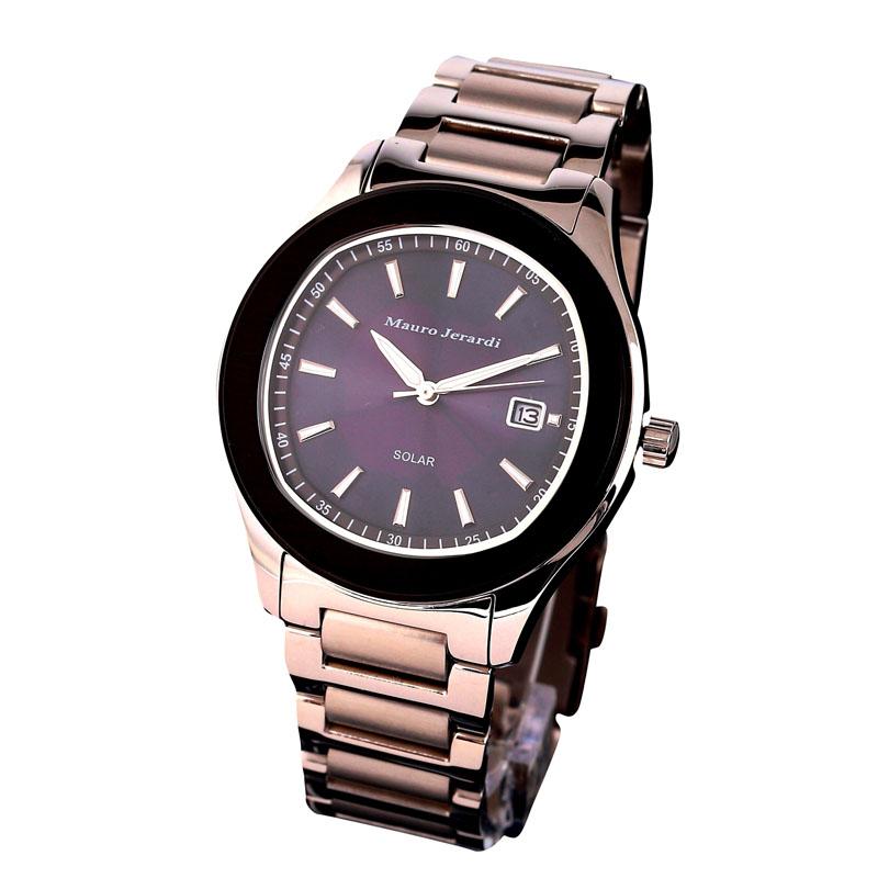 マウロ ジェラルディ Mauro Jerardi ソーラー メンズ 腕時計 MJ053-1