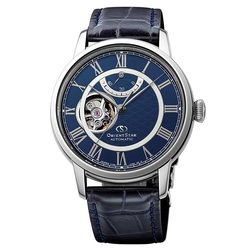 オリエント ORIENT オリエントスター ORIENT STAR 腕時計 メンズ 自動巻き オートマチック セミスケルトン RK-HH0002L