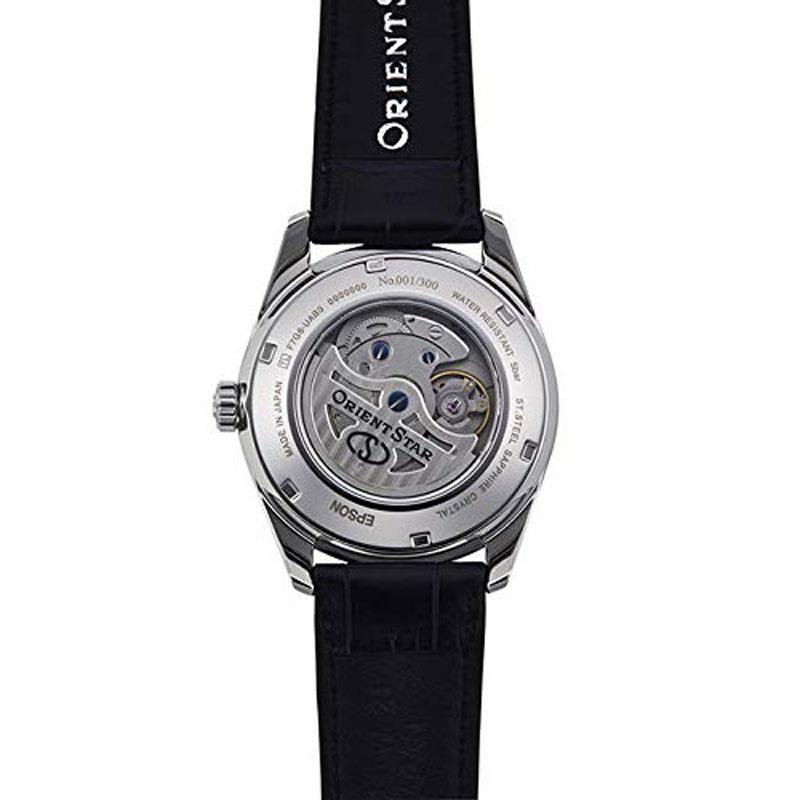 オリエント ORIENT オリエントスター ORIENT STAR 限定モデル 腕時計 メンズ 自動巻き 機械式 コンテンポラリー CONTEMPORALY スリムデイト RK-HK0004L