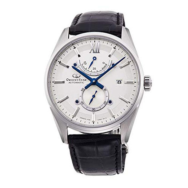 オリエント ORIENT オリエントスター ORIENT STAR 腕時計 メンズ 自動巻き 機械式 コンテンポラリー CONTEMPORALY スリムデイト RK-HK0005S 【あす楽】
