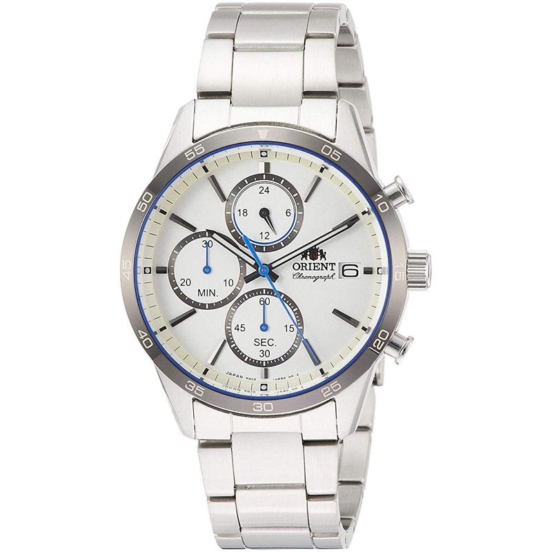 オリエント ORIENT 腕時計 メンズ ORIENT コンテンポラリー CONTEMPORALY クロノグラフ RN-KU0001S