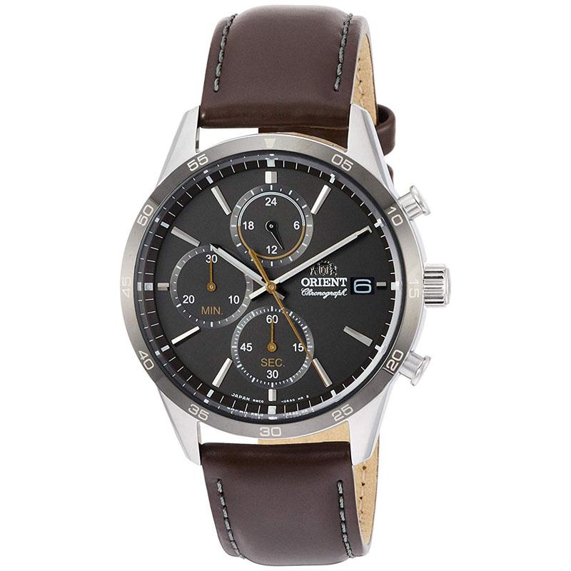 オリエント ORIENT 腕時計 メンズ ORIENT コンテンポラリー CONTEMPORALY クロノグラフ RN-KU0004N