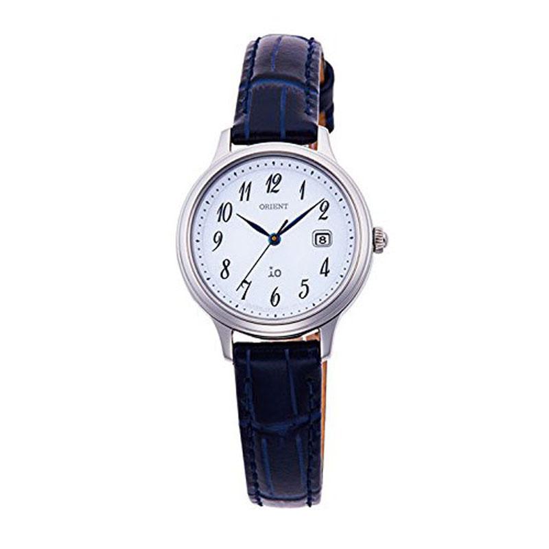 オリエント ORIENT イオ iO ソーラー 腕時計 レディース ナチュラル&プレーン RN-WG0009S