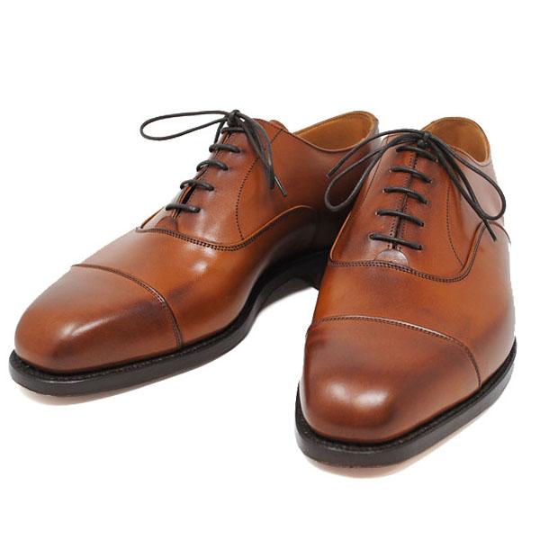 トリッカーズ TRICKERS REGENT リージェント (25~27cm) シングルレザーソール メンズ アンティーク カントリーブーツ 革靴 Beechnut Burnished ブラウン 6140/1