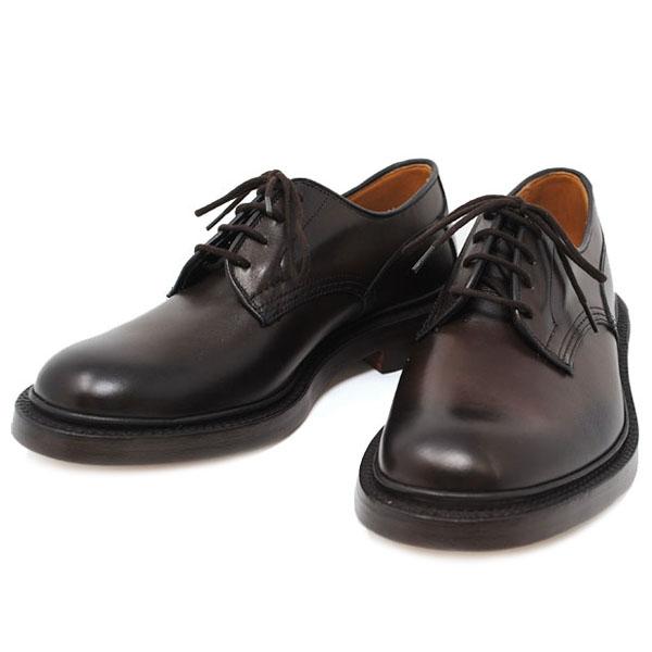 トリッカーズ TRICKERS WOODSTOCK ウッドストック (25~27cm) ダブルレザーソール メンズ カントリーブーツ 革靴 Espresso Burnished ブラウン 5636/2