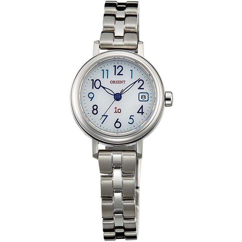オリエント ORIENT イオ iO ソーラー 腕時計 レディース ナチュラル&プレイン WI0031WG